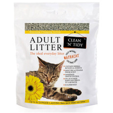 Clean N Tidy Adult Everyday Scented Clumping Cat Litter 7kg