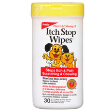 Itch Wipes For Cats And Dogs