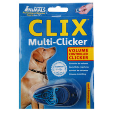 The Company Of Animals Clix Training Multi Clicker