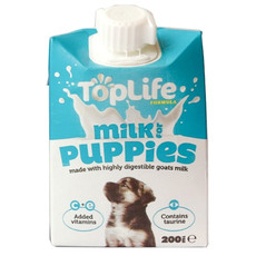 Toplife Milk For Puppies  X 200ml To 200ml