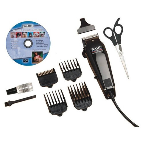 Wahl Dog Grooming Multicut Clipper Kit And Dvd