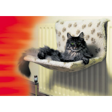 Danish Design Kumfy Kradle Cat Bed For Double Radiator