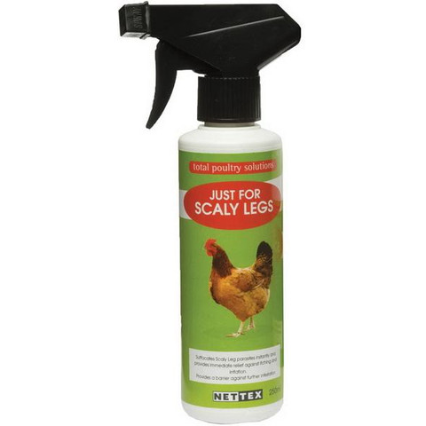 Net-tex Poultry Just For Scaly Legs 250ml