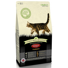 James Wellbeloved Adult Cat With Turkey 1.5kg To 10kg