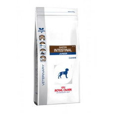 Royal Canin Veterinary Canine Gastro Intestinal Junior Dry 2.5kg To 10kg