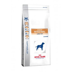 Royal Canin Veterinary Canine Gastro Intestinal Low Fat Dry 1.5kg To 12kg