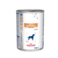 Royal Canin Veterinary Canine Gastro Intestinal Low Fat Wet Food 12x410g