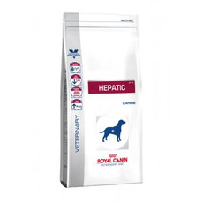 Royal Canin Veterinary Canine Hepatic Dry 1.5kg To 12kg