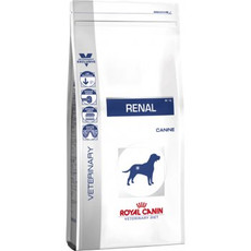 Royal Canin Veterinary Canine Renal Dry 2kg To 14kg