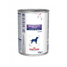 Royal Canin Veterinary Canine Sensitivity Control With Chicken Wet Food 12x420g
