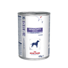 Royal Canin Veterinary Canine Sensitivity Control With Duck Wet Food 12x420g