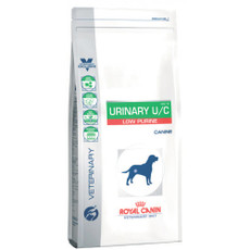 Royal Canin Veterinary Canine Urinary U/c Low Purine Dry 14kg