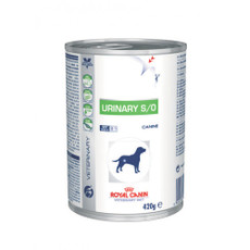 Royal Canin Veterinary Canine Urinary S/o Can Wet Food 12x410g