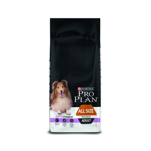 Pro Plan All Size Breed Optipower Adult Performance Dog Chicken Dog Food 14kg
