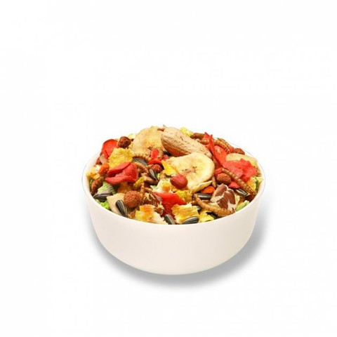 Mr Johnsons Supreme Hamster And Gerbil Mix Food 900g
