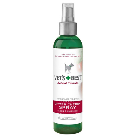 Vets Best Bitter Cherry Anti Chew Spray 225ml