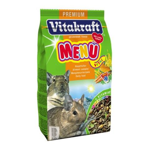 Vitakraft Premium Degu Food 600g To 5 X 600g
