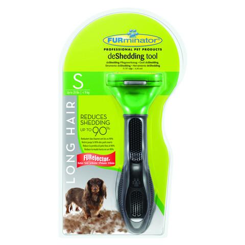 Furminator Small Dog Long Hair Deshedding Tool