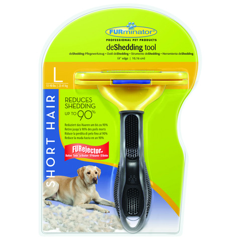 Furminator Large Dog Short Hair Deshedding Tool