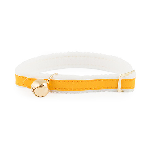 Ancol Safety Yellow Reflective Cat Collar  To 3 X