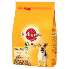 Pedigree Dry Small Dog With Chicken 2.7kg