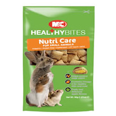 Nutri-care Treats For Small Animals 30g To 12 X 30g