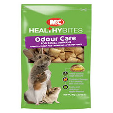 Odour-care Treats For Small Animals 30g To 12 X 30g