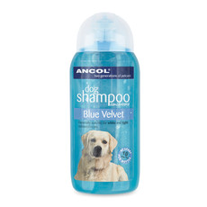 Ancol Blue Velvet Dog Shampoo 200ml