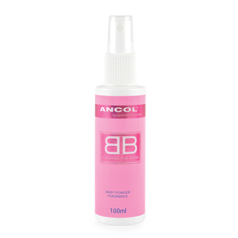 Ancol Bb New Baby Dog Cologne Fragrance 100ml To 6 X 100ml