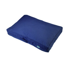 Gor Pets Outdoor Water Resistant Navy Sleeper Dog Bed M 56x81cm To L 71x107cm