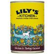 Lilys Kitchen Proper Food For Dogs Chicken & Turkey Casserole 6 X 400g