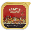 Lilys Kitchen Organic Beef Supper For Dogs 11 X 150g