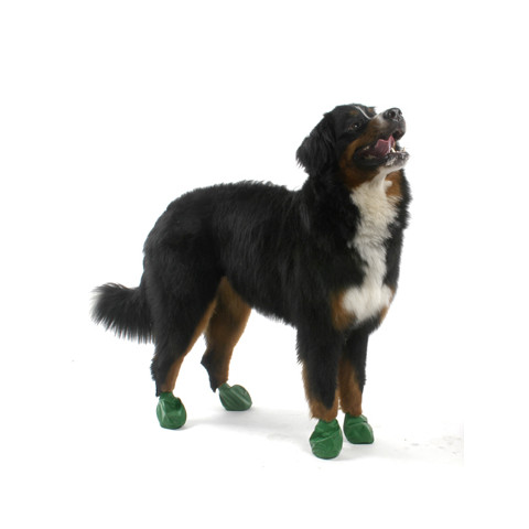 Pawz Natural Rubber Waterproof Resusable Dog Boots X Large