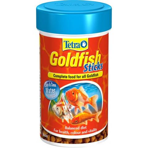 Tetrafin Goldfish Sticks 34g To 6 X 34g