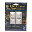 3-day Pyramid Fish Feeder