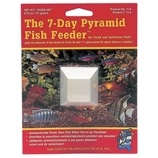 7-day Pyramid Fish Feeder