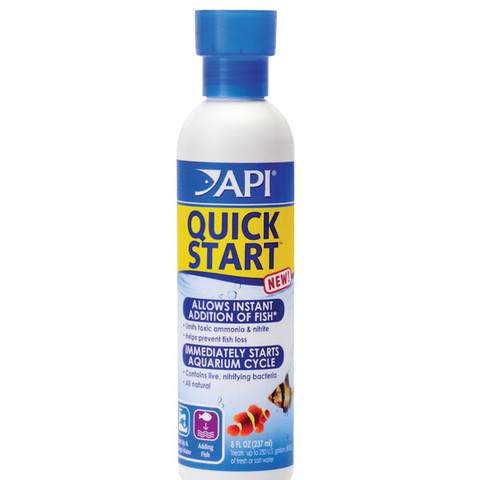 Quick Start Water Conditioner 118ml