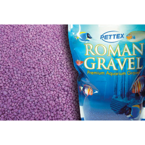 Aquatic Roman Gravel Barbie Pink 2kg To 6 X 2kg