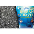 Aquatic Roman Gravel Jet Black 2kg