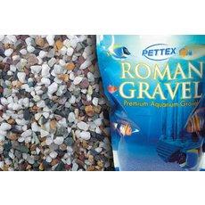Aquatic Roman Gravel Natural Gems 2kg To 6 X 2kg