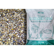 Aquatic Dorset Pea Shingle Gravel 20kg