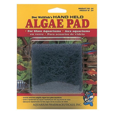 Doc Wellfish's Hand Held Algae Pad For Glass Tanks