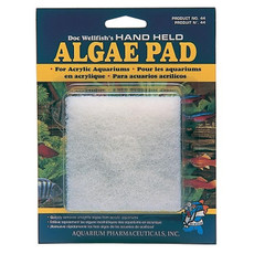 Doc Wellfish's Hand Held Algae Pad For Acrylic Tanks