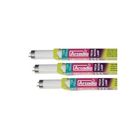 Arcadia Freshwater Lamp Fluorescent Tube 15w