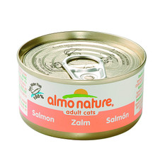 Almo Nature Classic Cat Salmon Tin 24 X 70g