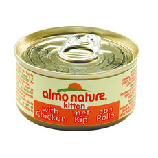 Almo Nature Classic Kitten Chicken Tin 24 X 70g