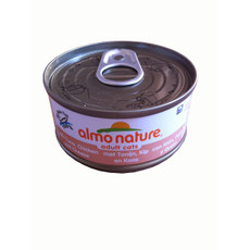 Almo Nature Classic Cat Tuna Chicken And Cheese Tin 24 X 70g