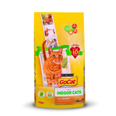 Go Cat Complete Indoor Adult Cat Food With Chicken 2kg