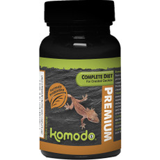 Komodo Premium Complete Diet For Crested Geckos 75g