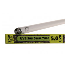 Komodo Uvb T8 Sun Strip Tube 5% 25w